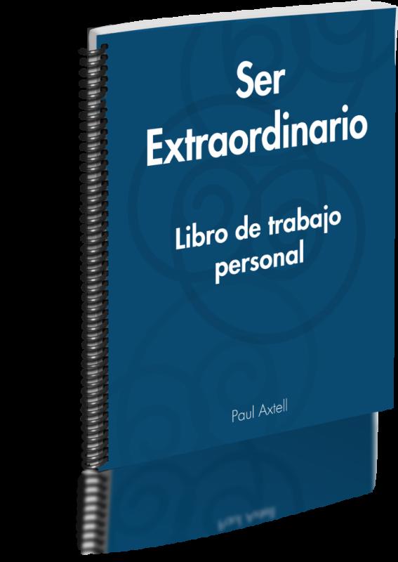Ser Extraordinario Libro de trabajo personal